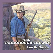 Yarborough Brand Audiobook by Lee Hoffman Narrated by Jeff Harding