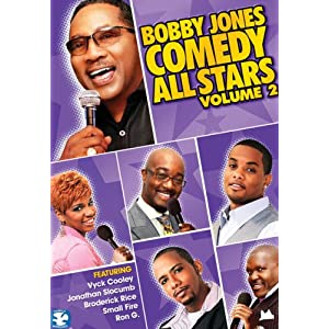 Bobby Jones: Comedy All Stars,medy All Stars, Vol. 2