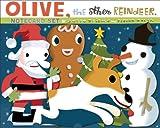 Olive-the-Other-Reindeer-Notecard-Set-Stationery