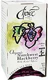 Choice Organic Teas - Gourmet Northwest Blackberry Tea - 20 Tea Bags