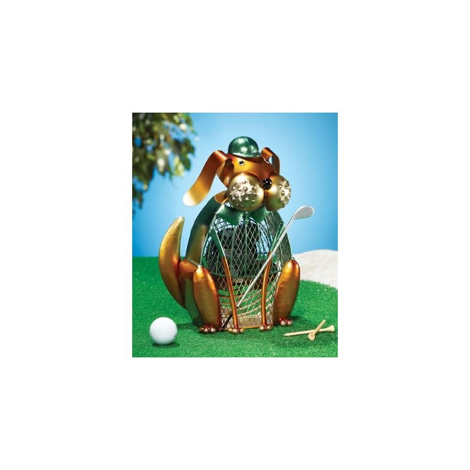 Deco Breeze DBF0179 Figurine Dog Bogey Portable Fan