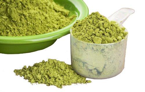 Moringa Leaf Powder Bulk 1 Kilo - 2.2 Lbs Bag Superfood