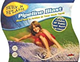 Banzai drinking water Slide:Surf n Splash pipe Blast drinking water Slide & Board