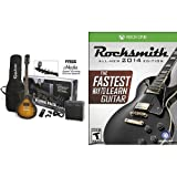 Epiphone LP Special II Player Pack Bundle with Rocksmith 2014 for Xbox One (Cable Included)