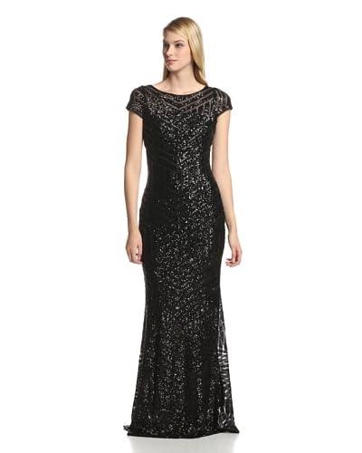 Langhem Women's Ida Sequined Gown