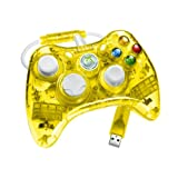 Rock Candy Xbox 360 Controller - Yellow