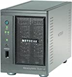 Netgear RND2000-200 ReadyNAS Duo v2 Diskless 2-Bay/USB 3.0 Network Storage for Home/SoHo Users - Latest Generation