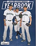 img - for 2016 SEATTLE MARINERS YEARBOOK KEN GRIFFEY JR. HERNANDEZ CANO SEAGER CRUZ ZYCH book / textbook / text book