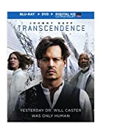 Transcendence (Blu-ray + DVD + Digital HD UltraViolet Combo Pack) by Warner Home Video