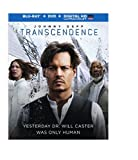 Transcendence (Blu-ray + DVD + Digital HD UltraViolet Combo Pack)