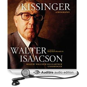 Kissinger: A Biography (Unabridged)