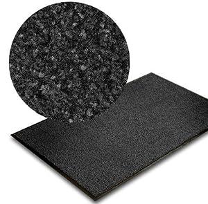 Floordirekt XL  Bicolor ProfiSchmutzfangmatte  3 Größen  200x200cm  graphit  BaumarktBewertungen und Beschreibung