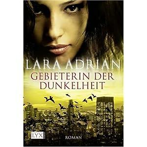Adrian, Lara: Gebieterin der Dunkelheit