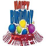 Happy Birthday Fringe Centerpiece