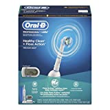 Oral-B Professional Healthy Clean + Floss Action Precision 5000 Rechargeable Electric Toothbrush (Packaging May Vary) ~ Oral B