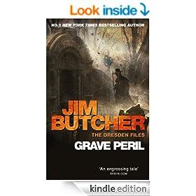 Grave Peril (The Dresden Files Book 3)