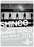 JAPAN ARENA TOUR SHINee WORLD 2013~Boys Meet U~ (初回生産限定盤) [Blu-ray]/