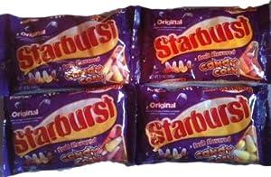 Starburst Original Fruit Flavored Candy Corn 12 Oz. (Pack of 4)