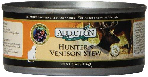 Addiction Hunter's Venison Stew