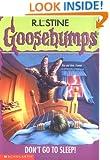 Don't Go to Sleep! (Goosebumps)