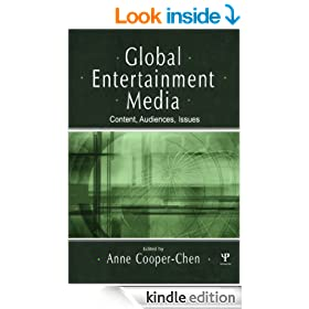 Global Entertainment Media: Content, Audiences, Issues (Routledge Communication Series)
