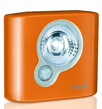 Philips Spoton Ultra 69141/53/ph Led Light, Orange, One-pack