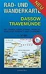 Rad- und Wanderkarte Dassow, Travem�n...