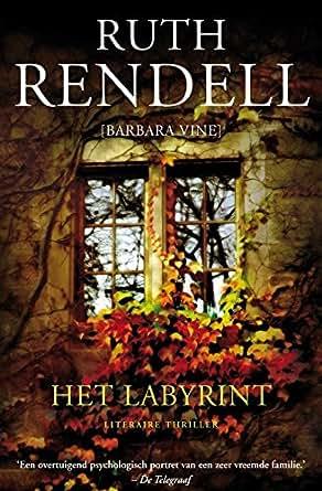 Het labyrint (Zwarte Beertjes (3477)) (Dutch Edition) - Kindle edition
