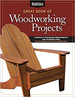 books on woodworking projects