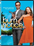 Burn Notice: Season 2 (4pc) (Ws Sub Ac3 Dol) [DVD] [Import]