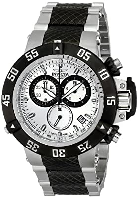 Invicta Men's 15954 Subaqua Analog Display Swiss Quartz Two Tone Watch