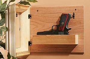 Hide-A-Gun Picture Frame, DARK