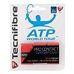 Tecnifibre Overgrip Pro Contact ATP 3er, Rot, 0126220139700000