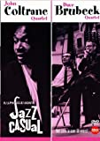 echange, troc  - Jazz casuals Presents : John Coltrane - Dave Brubeck