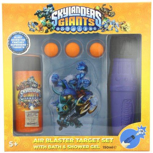 Skylanders scatola artificiere con gel doccia e vasca da bagno