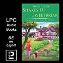 Agnes Hopper Shakes Up Sweetbriar: A Senior Cozy Mystery Novel Audiobook by Carol Heilman Narrated by Beverly Ann Astley