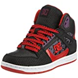 DC Womens Rebound Hi Lace-Up
