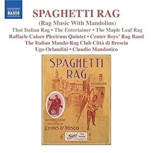 Spaghetti Rag-Rag Music With Mandolins