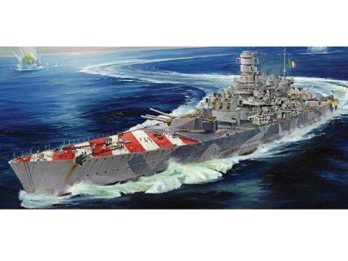 1/700 WWII イタリア海軍 戦艦 ローマ