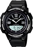 CASIO Wrist Watches:Casio Women's LCF30-1B Tough Solar Ana-Digi Sport Watch