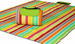 Mega Mat Multi-Purpose Padded Blanket/Seat Cushion (48 x 60) from Picnic Plus