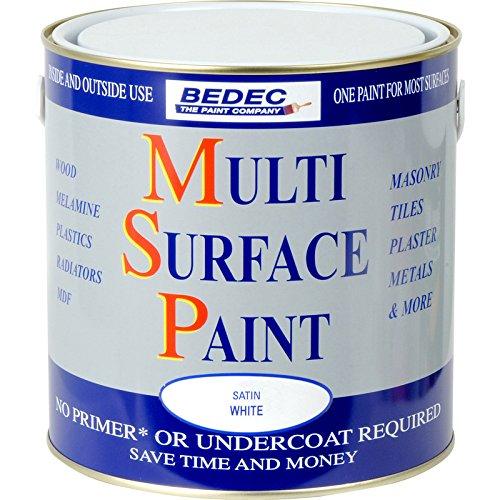 bedec-multi-surface-paint-satin-white-25l