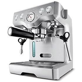 �u���r�� �{�i �X�e�����X�G�X�v���b�\�}�V�[�� �P�T�C�� �V�i Breville Die-Cast Programmable Espresso Machine BES830XL ���s�A��i