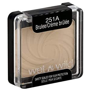 Wet n Wild Coloricon Eye Shadow Brulee (3-pack)