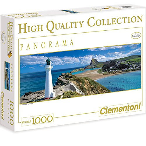 High Quality Collection Panorama Puzzle 1000 Teile Neuseeland | 98x33cm Puzzel Spaß Landschaft