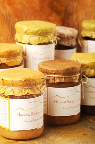 Harvest Song Gourmet 100% Natural Preserve Golden