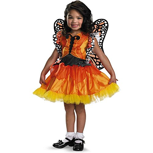 Magic Monarch Butterfly Toddler Costume