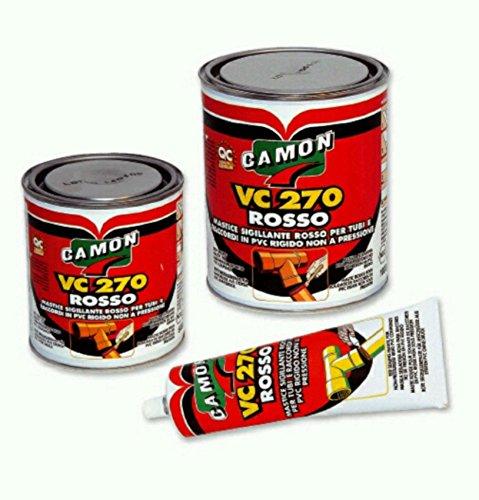 sigillante-collante-camon-mod-vc-270-rosso-125-gr-per-tubi-in-pvc-per-acqua
