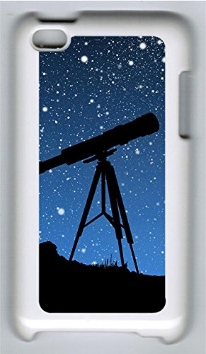 Ipod 4 Case, Ipod 4 Cases - Sky Telescope Custom Design Ipod 4 Case Cover - Polycarbonate¨Cwhite