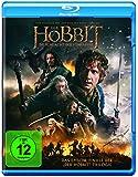 Der Hobbit: Die Schlacht der fünf Heere [Blu-ray]